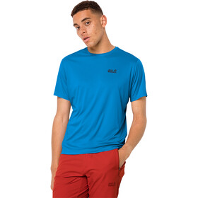 Jack Wolfskin Tech Tee Men brilliant blue